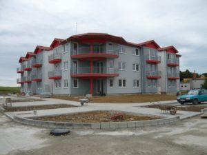 Rental apartment building Klasov 21 units