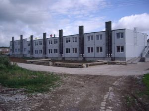 Lower standard container social housing - Orechov Dvor – Nitra