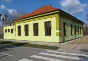 The village house of Klasov – reconstruction