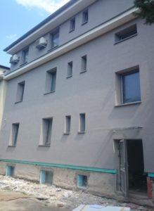 Reconstruction of a family house to office premises - Sliezska 5, Bratislava