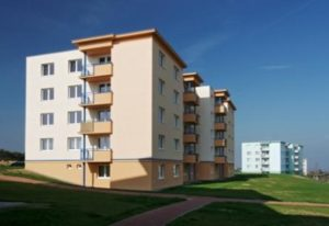 Apartment buildings – Nitra, Diely - 82 units